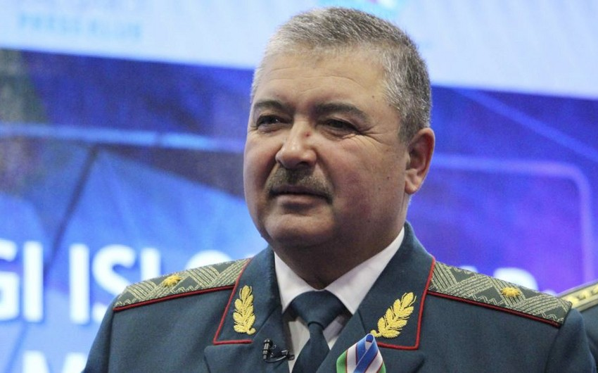 Uzbek defence minister arrives in Azerbaijan for official visit