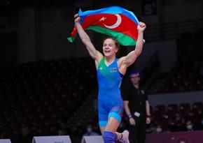 Mariya Stadnik: Ümumiyyətlə, güləşmək istəmirdim, səbəbini deməyəcəyəm - MÜSAHİBƏ