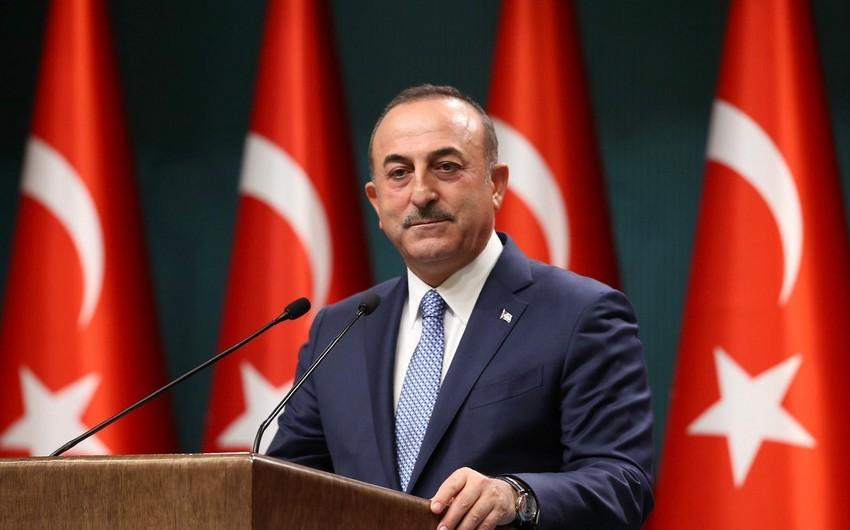 Çavuşoğlu  -