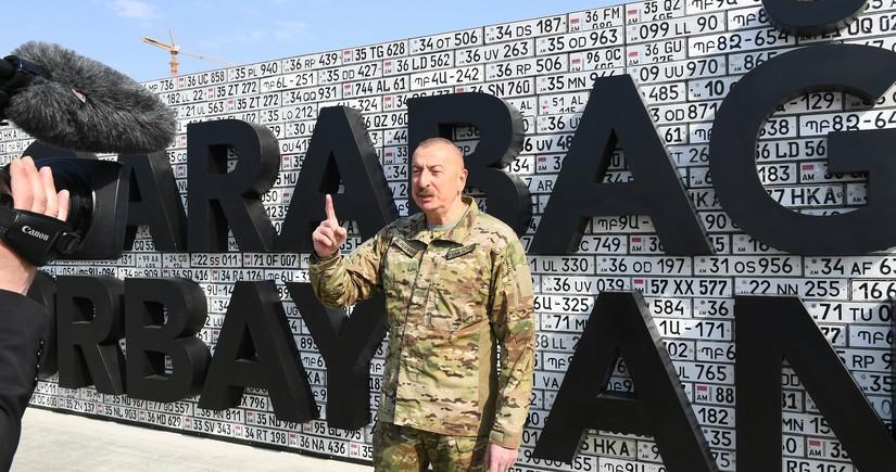 Президент Азербайджана: В отличие от Армении, никто не подарил нам 5 миллиардов долларов