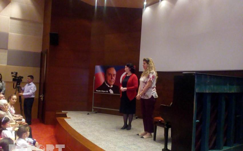 Bakı Musiqi Akademiyasının müəllim və tələbələri Tbilisidə konsert proqramı ilə çıxış ediblər