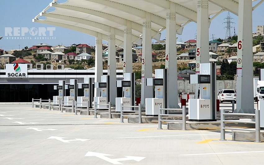 Azerbaijan launches construction of new types petrol stations- VIDEO