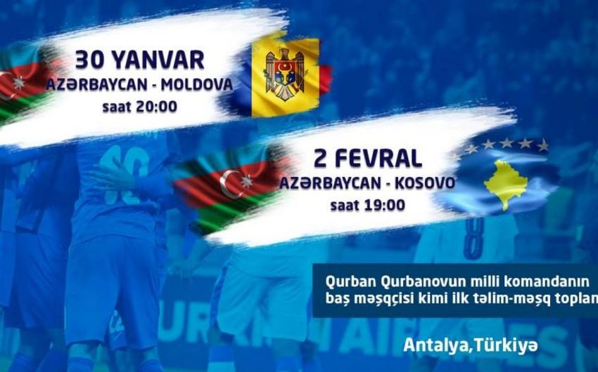 Определился стадион, на котором состоится матч Азербайджан-Косово