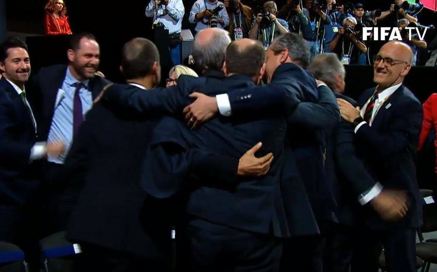 Countries hosting World Cup 2026 unveiled