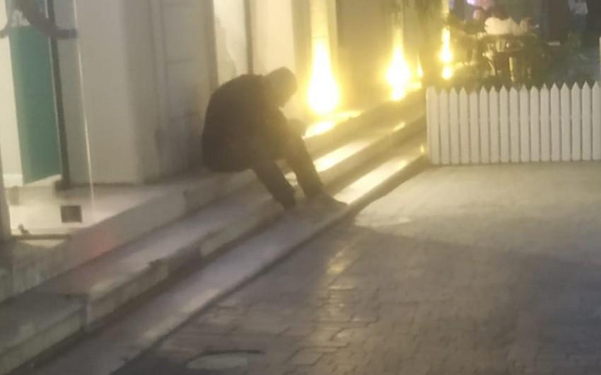Agentlik: Səyavuş Aslanın oğlu öz istəyi ilə sığınacağı tərk edib