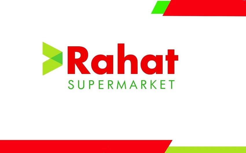 """""""Rahat"""" supermarketlər şəbəkəsi Koronavirusla Mübarizəyə Dəstək Fonduna ianə etdi"""