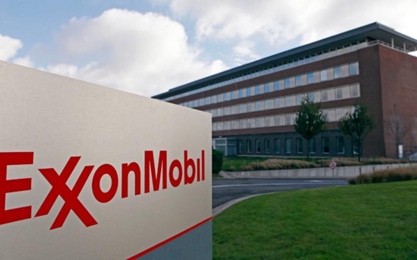 """""""Exxon Mobil""""in mənfəəti 38% azalıb"""