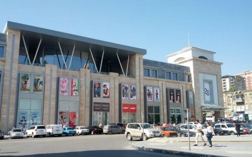 """""""28 Mall""""a bomba qoyulması barədə yalan məlumat verilməsi hadisəsi ilə bağlı cinayət işi başlanıb"""