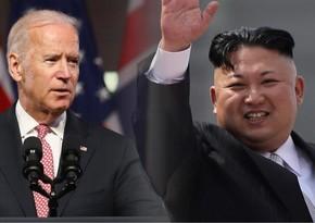 Biden refuses from meeting Kim Jong Un