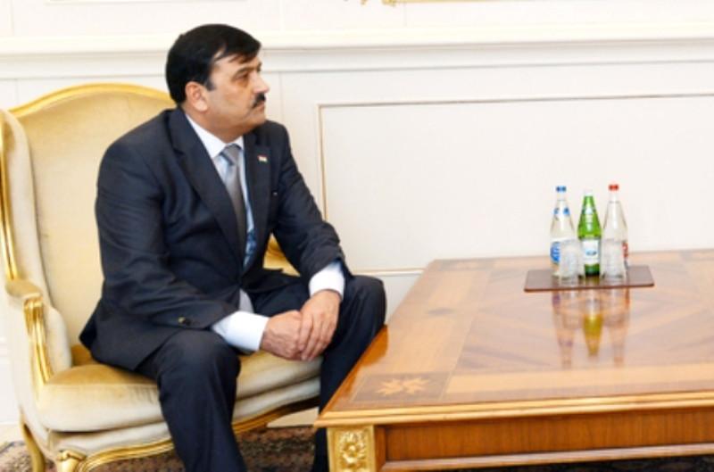 Завершивший свою дипмиссию в стране посол Таджикистана отбыл из Азербайджана