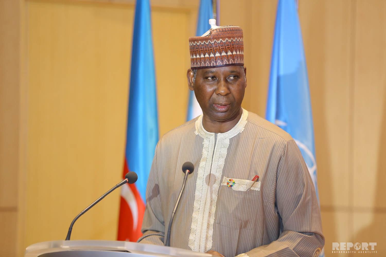Президент Генассамблеи ООН: Мы должны гарантировать территориальную целостность и суверенитет стран