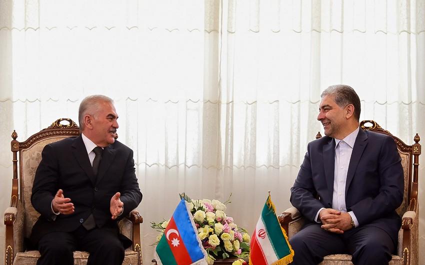 İranın Şərqi Azərbaycan vilayətinin valisi Naxçıvana səfər edəcək
