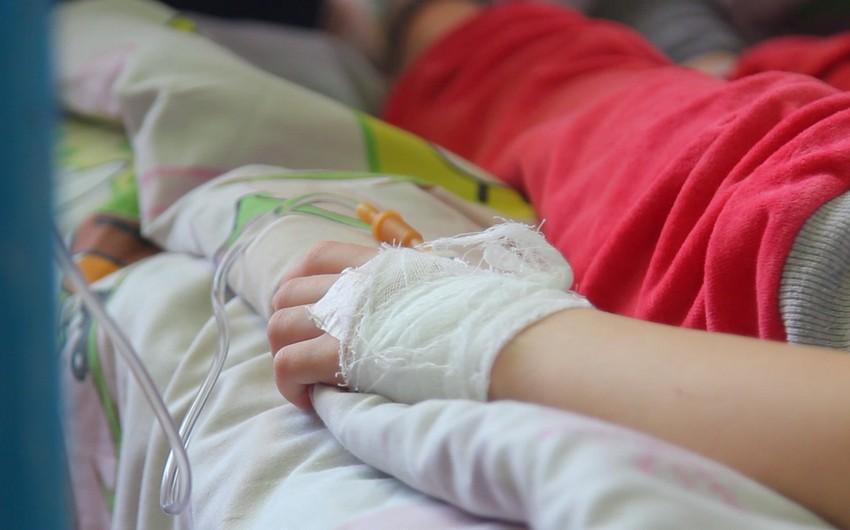 Bakıda 7 yaşlı uşaq bədbəxt hadisə nəticəsində öldü