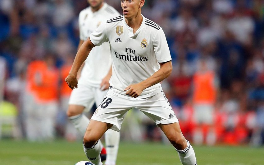 Атлетико осуществил трансфер футболиста Реал Мадрида