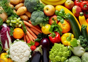Azerbaijan posts over 3% increase in export of fruits and vegetables