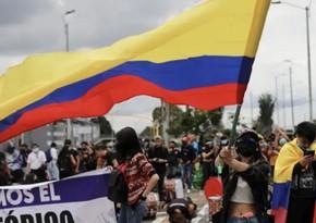 В результате беспорядков в Колумбии погибли не менее 10 человек