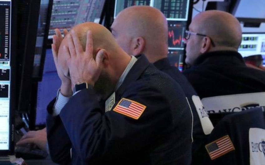 Фондовые торги в США закрылись спадом основных индексов