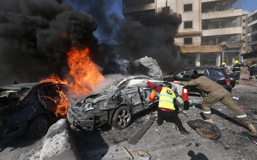 Suriya-Türkiyə sərhədində terror aktı, çox sayda ölən var