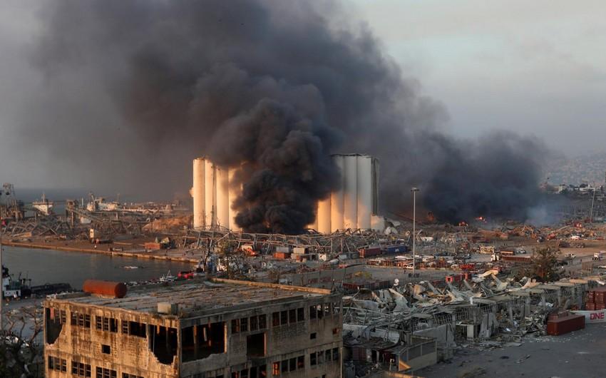 В Ливане назвали возможную сумму ущерба от взрыва в Бейруте