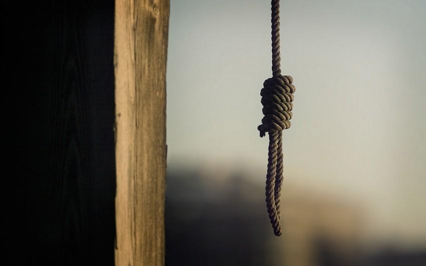Xaçmazda 64 yaşlı kişi intihar edib