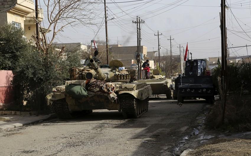 Mosulun şərq hissəsinin 70-80 faizi azad olunub