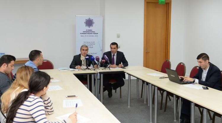 6th Baku International Humanitarian Forum to bring together 581 people and 24 international organizations