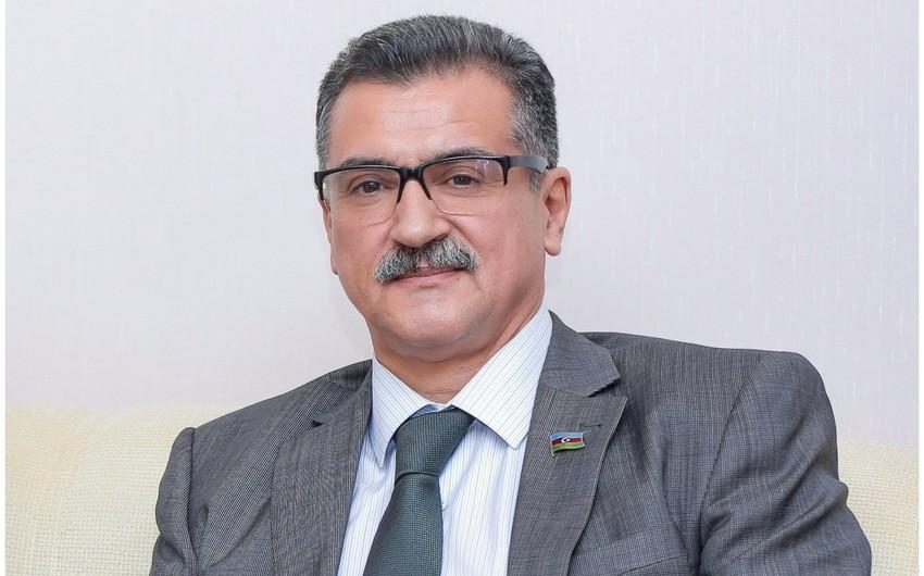 Deputat rəhbəri olduğu qurumda korrupsiya əməliyyatı ilə bağlı açıqlama verdi