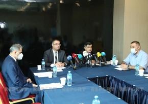 Подготовлен отчет по судебному процессу над гражданами Армении, пытавшими пленных азербайджанцев
