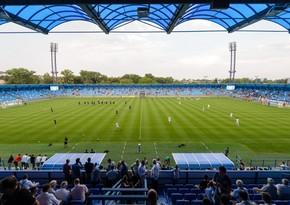 Millimizin oyunlarının stadionları açıqlandı