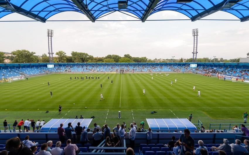 Названы стадионы, на которых будет выступать сборная Азербайджана