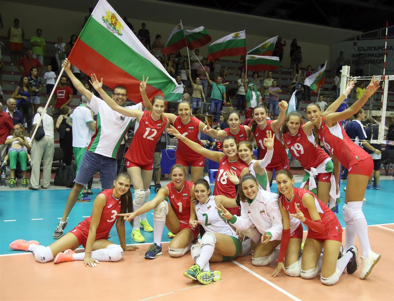 First team, qualifying for European Championship in Azerbaijan and Georgia, identified