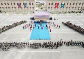 Учения сил спецназа Азербайджана, Турции и Пакистана
