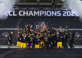 Meksika klubu tarixində ilk dəfə Çempionlar Liqasının qalibi oldu