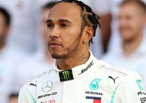 Formula 1: Hemilton qələbə sayında Şumaxerlə bərabərləşdi