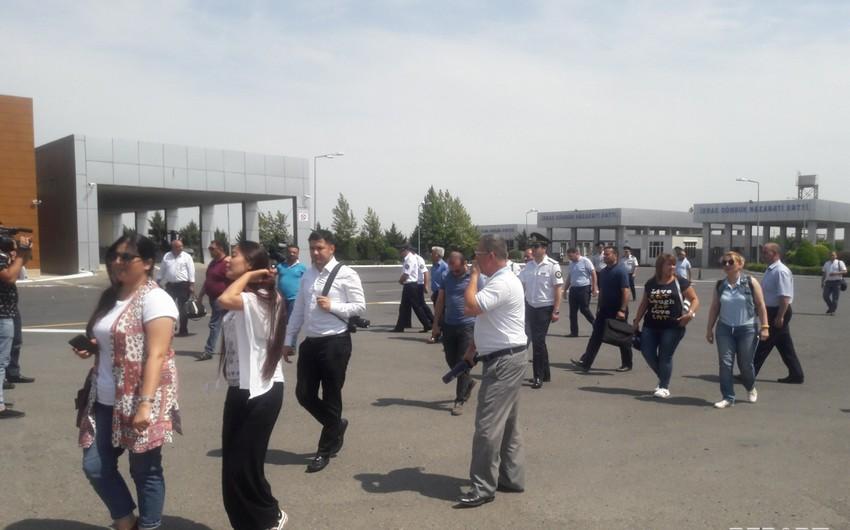 Azərbaycanın gömrük sistemində yeni pilot layihənin tətbiqinə başlanılıb