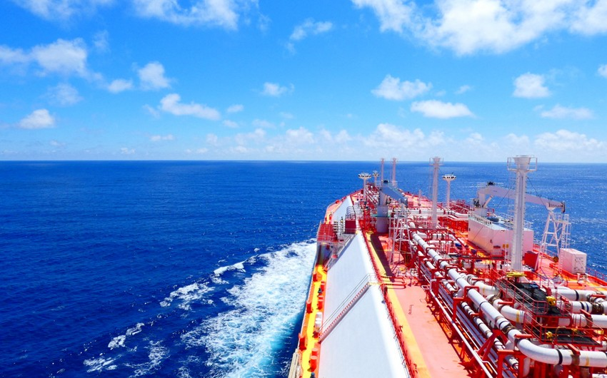 LNG satışları rekord həddə çatdı