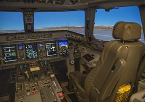 AZAL-ın Pilotların Hazırlığı Mərkəzində yeni uçuş trenajoru quraşdırılıb