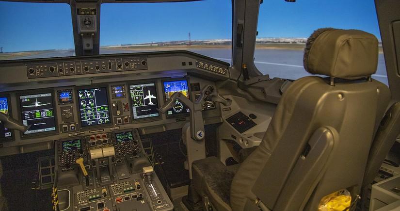 AZAL Pilot Training Center replenished with modern flight simulator