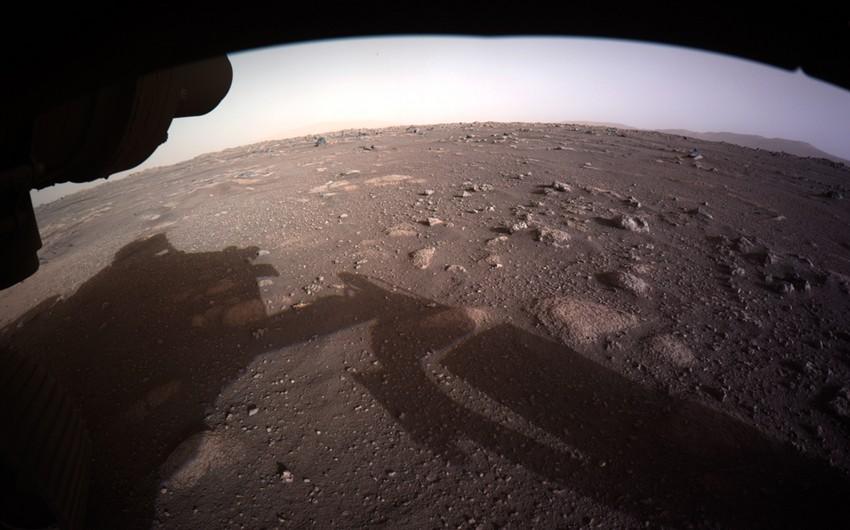 NASA Mars səthindən gələn ilk səsləri yayımlayıb