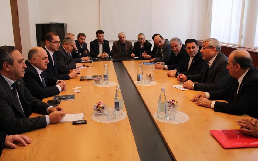 ASK Qərbi Azərbaycan vilayətinin valisi ilə bir sıra məsələlərdə razılığa gəlib