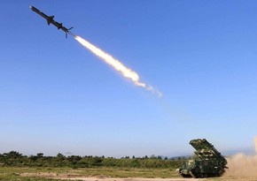 KXDR qanadlı raketi sınaqdan keçirib