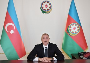 Video message of President Ilham Aliyev presented at opening ceremony of 71st IAC 2020