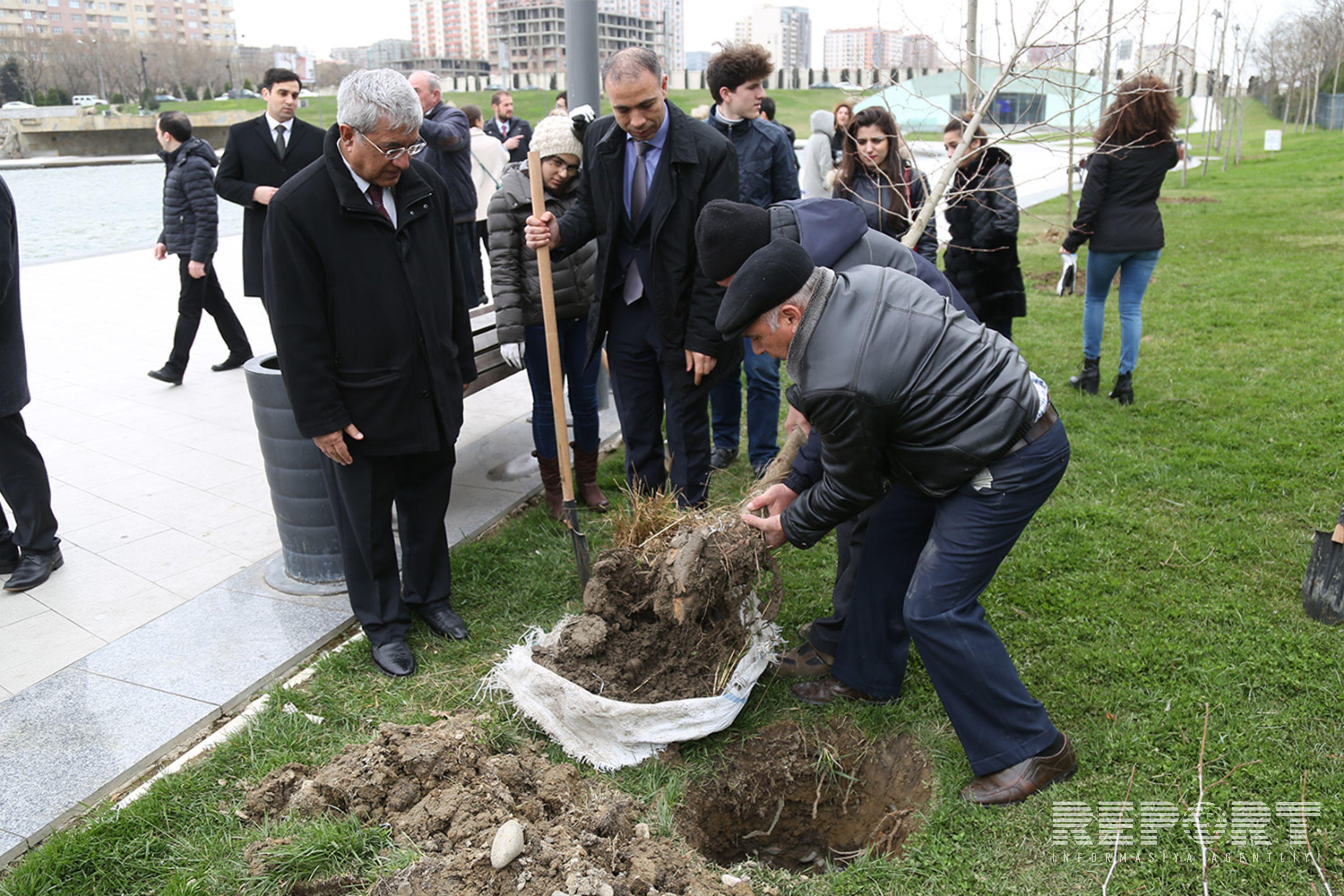 ADA Universitetində Novruz bayramı qeyd edilib - FOTO