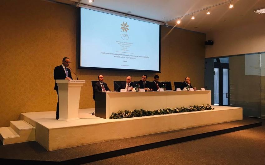 Палата: За 9 месяцев года банки Азербайджана выдали кредиты на 7 млрд манатов