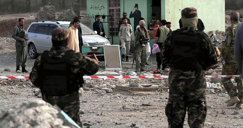 """""""Taliban"""" Əfqanıstanda partlayış törədib, ölənlər və yaralananlar var"""