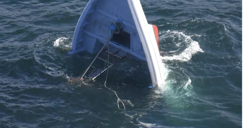 У берегов Японии столкнулись рыболовное судно и сухогруз
