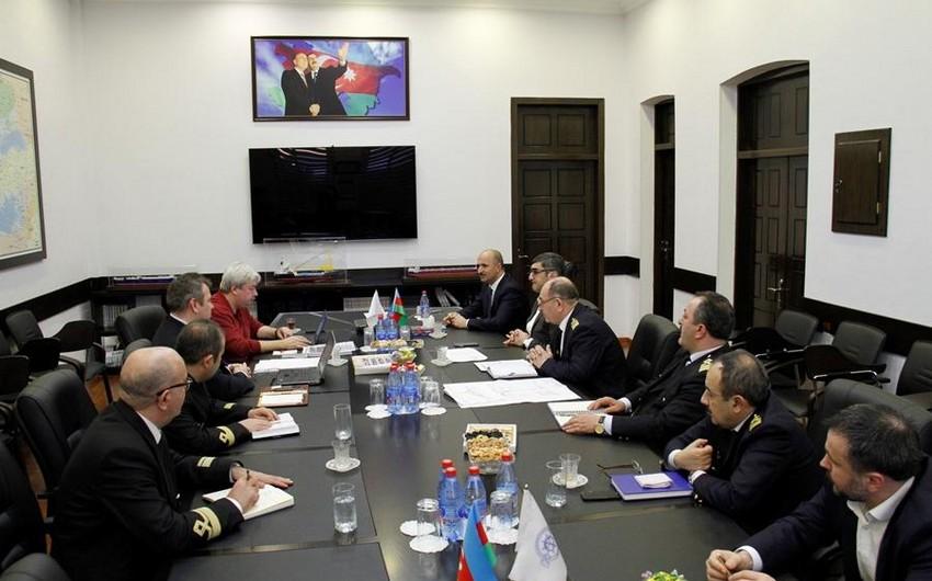 Azərbaycan Odessa Dəniz Mühəndis Bürosu ilə əməkdalığı genişləndirir