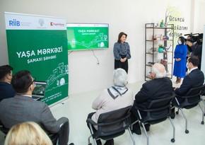 В Шамахы открылся Центр YAŞA