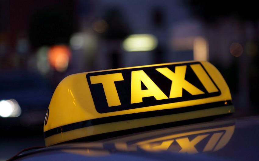 Bakıda müştəri taksi sürücüsünü bıçaqlayıb