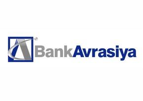 """""""Bank Avrasiya"""" 9 ayda 3 milyon manata yaxın zərər edib"""